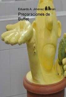 Preparaciones de Buffet
