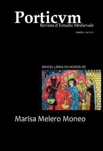 Miscel·lània en honor de Marisa Melero Moneo