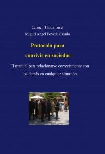 Protocolo para convivir en sociedad
