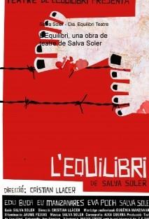 L'Equilibri, una obra de teatre de Salva Soler
