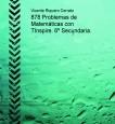 878 Problemas de Matemáticas con TInspire. 6º Secundaria.