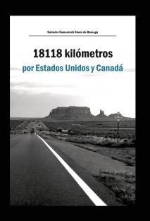 18118 km por Estados Unidos y Canadá