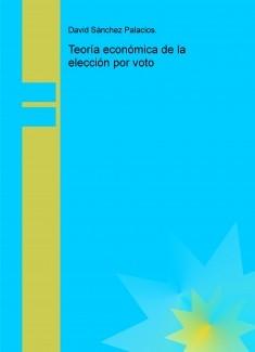 Teoría económica de la elección por voto