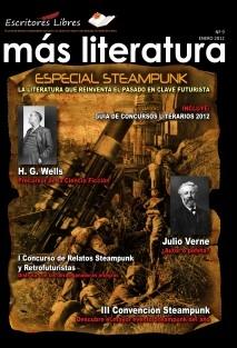 Más Literatura - nº 9 - Enero 2012