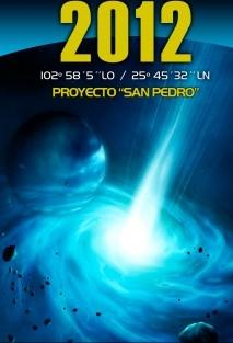 """2012  102º58´5""""LO / 25º45´32""""LN  PROYECTO """"SAN PEDRO"""""""