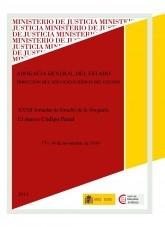Libro XXXII JORNADAS DE ESTUDIO DE LA ABOGACÍA. EL NUEVO CÓDIGO PENAL, autor Ministerio de Justicia