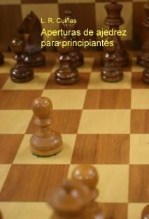 Aperturas de ajedrez para principiantes
