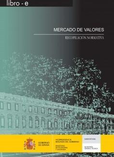 MERCADO DE VALORES. RECOPILACIÓN NORMATIVA