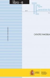 """TEXTOS LEGASLES Nº 7/2011 """"CATASTRO INMOBILIARIO"""""""
