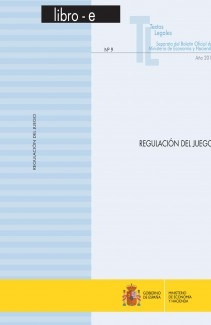 """TEXTOS LEGALES Nº 9/2011 """"REGULACIÓN EL JUEGO"""""""