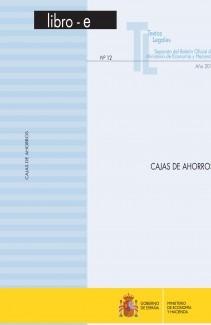 """TEXTOS LEGALES Nº 12/2011 """"CAJAS DE AHORRO"""""""