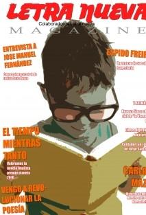 Letra Nueva Magazine - Enero