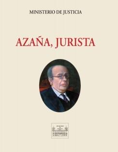 AZAÑA, JURISTA