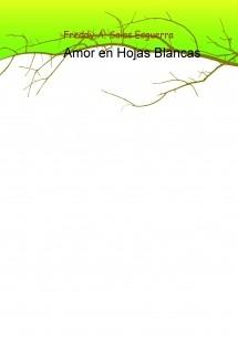 Amor en Hojas Blancas
