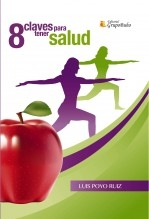 Libro Ocho claves para tener salud, autor Editorial GrupoBuho
