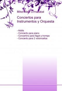 Conciertos para Instrumentos y Orquesta