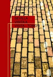 SEVILLA VISITA A VISITA - TOMO II