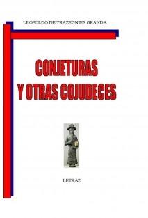 CONJETURAS Y OTRAS COJUDECES DE UN SUDACA