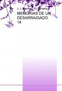 MEMORIAS DE UN DESARRAIGADO 14
