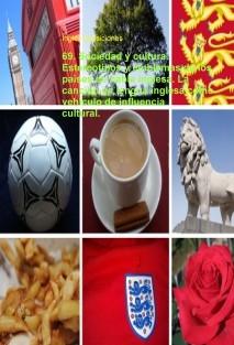 69. Sociedad y cultura. Estereotipos y emblemas de los países de habla inglesa. La canción en lengua inglesa como vehículo de influencia cultural.
