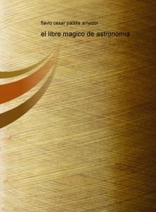 el libre magico de astronomia