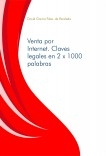 Venta por Internet. Claves legales en 2 x 1000 palabras