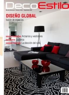DecoEstilo magazine - Septiembre 2009