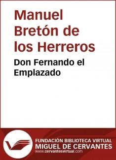 Don Fernando el Emplazado