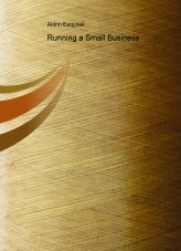 Libro Running a Small Business, autor Aldrin Esquivel