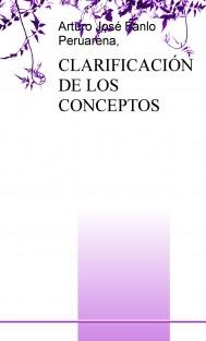 CLARIFICACIÓN DE LOS CONCEPTOS TÁCTICOS