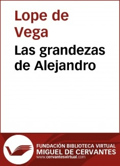 Las grandezas de Alejandro