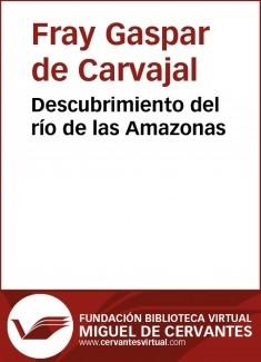 Descubrimiento del río de las Amazonas