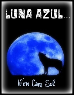 Luna Azul..