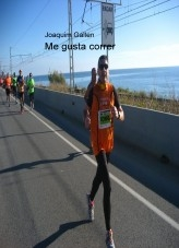 Me gusta correr