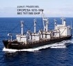OROPESA 1978-1984 IMO 7611585 SHIP