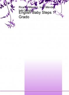 English Baby Steps 1º Grado