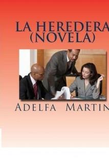 LA HEREDERA (NOVELA)