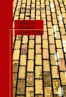 SEVILLA VISITA A VISITA TOMO III