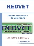 REDVET Vol. 13 Nº 8 agosto 2012 - Revista electrónica de Veterinaria ISSN 1695-7504