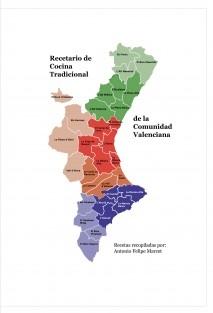 Recetario de la cocina tradicional de la Comunidad Valenciana