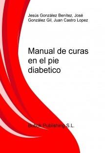 Manual de curas en el pie diabetico