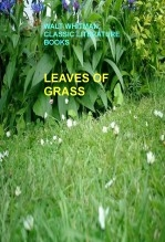 Libro LEAVES OF GRASS, autor Rafael Alcolea