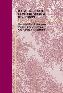 BREVE HISTORIA DE LA VIDA DE VIRGINIA HENDERSON