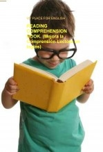 Libro READING COMPREHENSION BOOK (Mejora tu comprensión lectora en Inglés), autor Rafael Alcolea