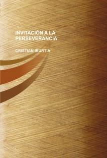 INVITACIÓN A LA PERSEVERANCIA