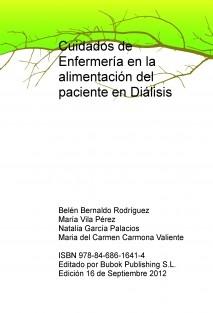 Cuidados de Enfermería en la alimentación del paciente en Diálisis