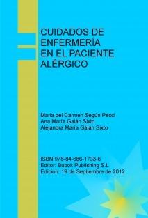 Cuidados de Enfermería  en el Paciente Alérgico.