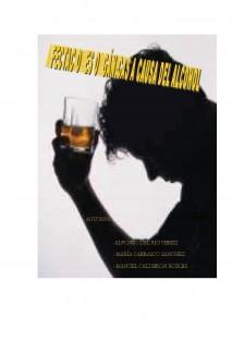 AFECTACIONES ORGÁNICAS A CAUSA DEL ALCOHOL