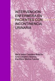 INTERVENCION ENFERMERA EN PACIENTES CON INCONTINENCIA URINARIA