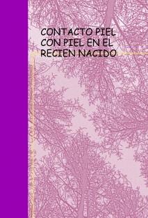 CONTACTO PIEL CON PIEL EN EL RECIEN NACIDO